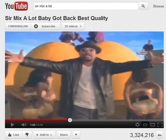 Sir Mix A Lot